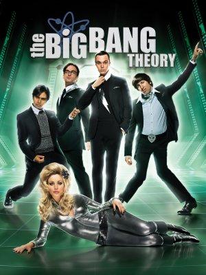The Big Bang Theory 3750x5000