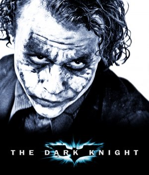 The Dark Knight Blu-ray cover