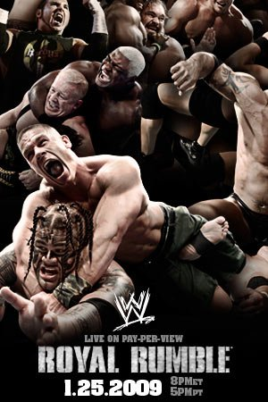 WWE Royal Rumble 300x450