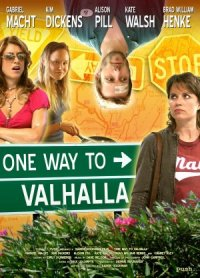 One Way to Valhalla poster