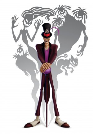 The Princess and the Frog 2962x4293