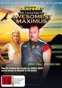 The Legend of Awesomest Maximus poster