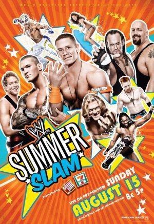 WWE: Summerslam 1029x1500