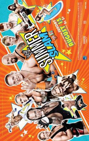 WWE: Summerslam 952x1500