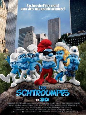 The Smurfs 2247x3000