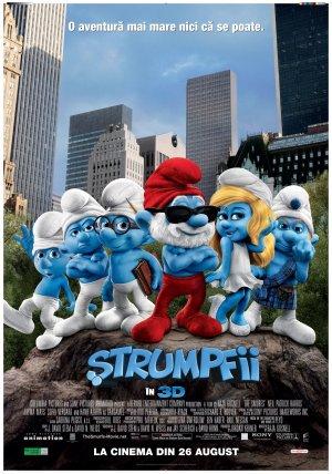 The Smurfs 1998x2848