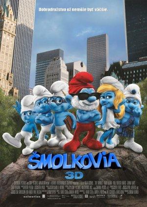 The Smurfs 2800x3961