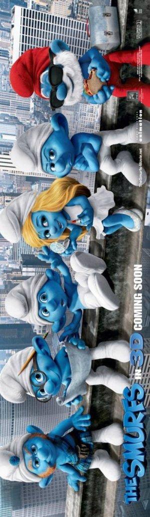 The Smurfs 400x1374