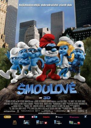 The Smurfs 2100x2973