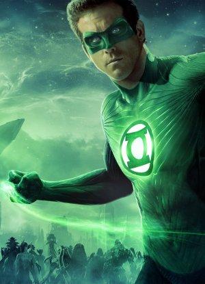 Green Lantern 3613x5000