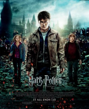 Harry Potter and the Deathly Hallows: Part 2 3169x3900