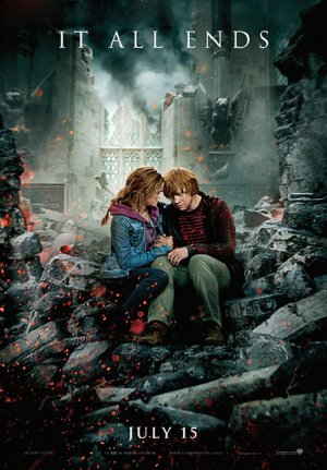 Harry Potter and the Deathly Hallows: Part 2 550x791