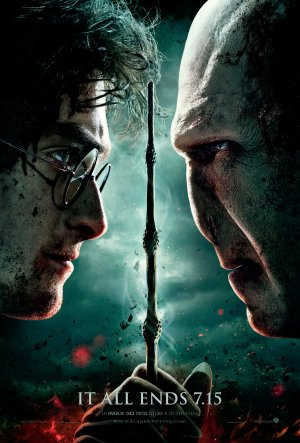 Harry Potter and the Deathly Hallows: Part 2 2643x3900
