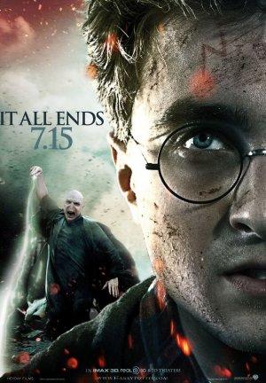 Harry Potter and the Deathly Hallows: Part 2 1200x1729