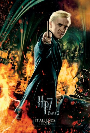 Harry Potter and the Deathly Hallows: Part 2 2439x3600