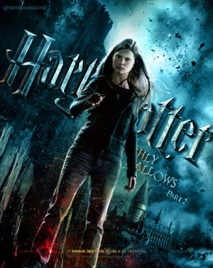 Harry Potter and the Deathly Hallows: Part 2 500x628