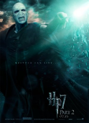 Harry Potter and the Deathly Hallows: Part 2 704x973