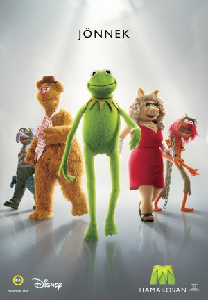 The Muppets 1110x1600