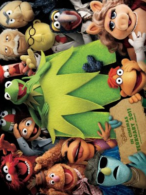 The Muppets 1152x1531