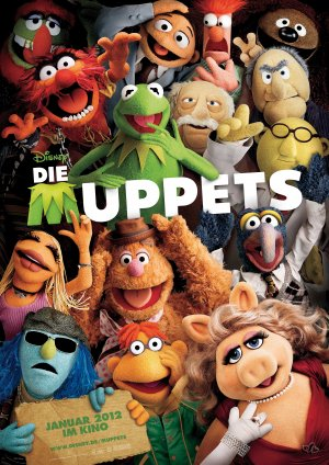 The Muppets 3311x4681