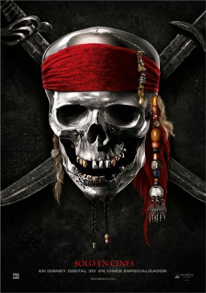 Pirates of the Caribbean: On Stranger Tides 3123x4421