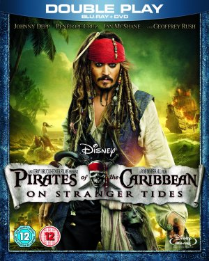 Pirates of the Caribbean: On Stranger Tides 1638x2046