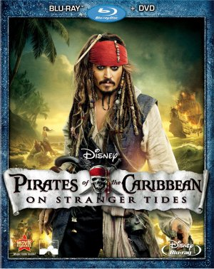 Pirates of the Caribbean: On Stranger Tides 1686x2127