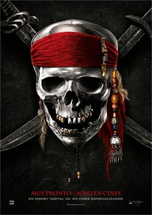 Pirates of the Caribbean: On Stranger Tides 3123x4422