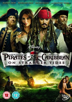 Pirates of the Caribbean: On Stranger Tides 1548x2196