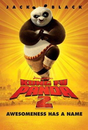 Kung Fu Panda 2 2398x3543