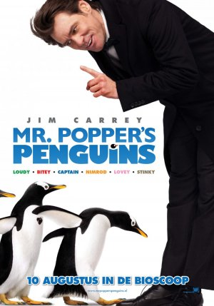 Mr. Popper's Penguins 1050x1500