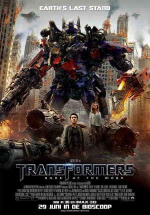 Transformers 3: Die dunkle Seite des Mondes 2362x3374