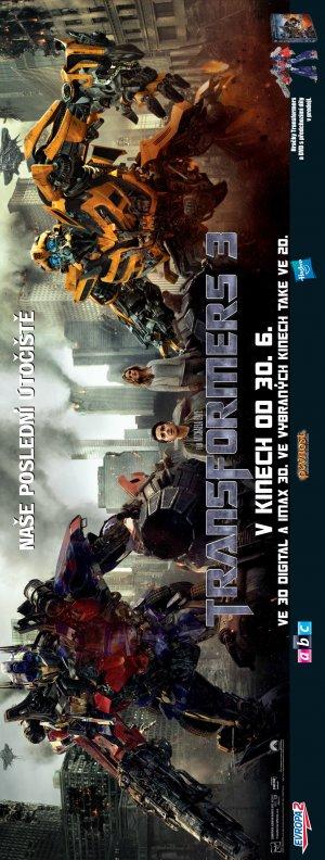 Transformers 3: Die dunkle Seite des Mondes 1441x3803