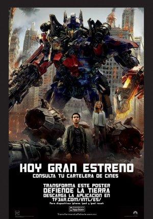 Transformers 3: Die dunkle Seite des Mondes 751x1077