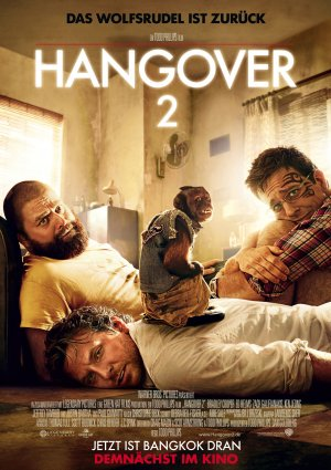 The Hangover Part II 2479x3508