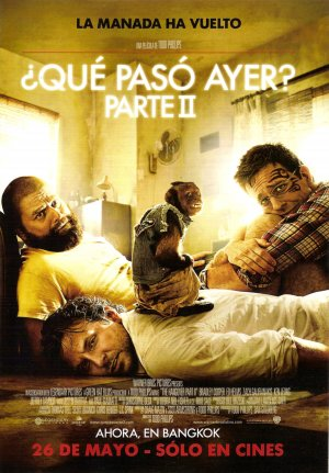 The Hangover Part II 1500x2154