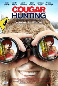 Cougar Hunting poster