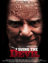 Suing the Devil poster
