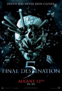 Final Destination 5 poster