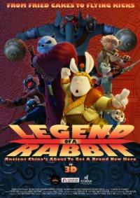 Legend of Kung Fu Rabbit poster