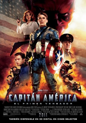 Captain America: The First Avenger 3515x5000