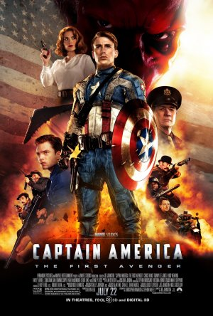 Captain America: The First Avenger 1455x2155