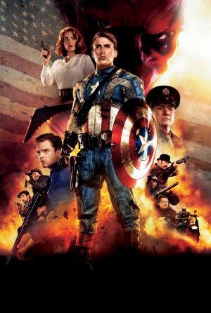 Captain America: The First Avenger 3365x5000
