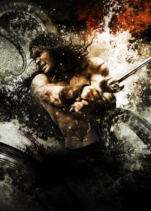 Conan the Barbarian Key art