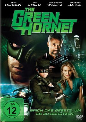 The Green Hornet 886x1254