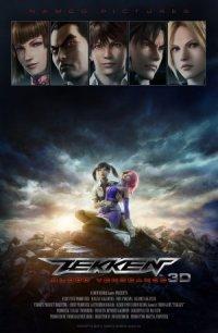 Tekken: Blood Vengeance poster