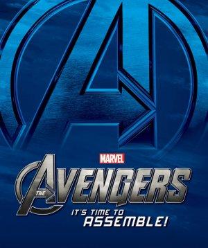 The Avengers 1352x1615