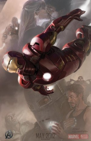 The Avengers 600x925