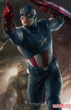 The Avengers 648x1000