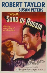 Song of Russia poster